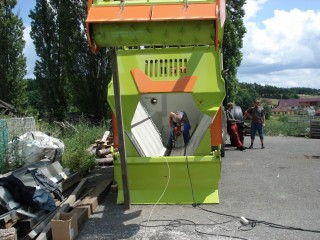 Vložkování zemědělské techniky Renoplast
