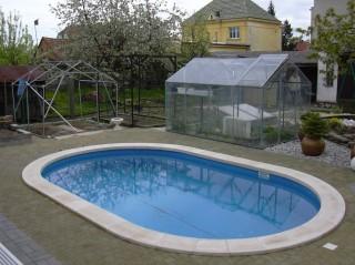 Svařování plastů a vložkování bazénů