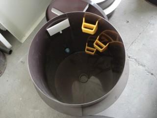 plastová hlava šachty na vrtanou studnu