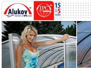 Kateřina Brožová - zastřešení bazénu