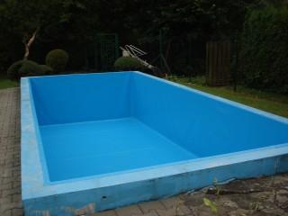 rekonstrukce bazénů Renoplast
