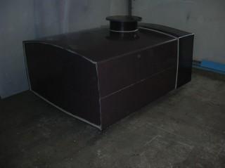 Zakázková výroba nádrží a jímek Renoplast