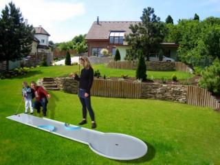 Zahradní minigolf - skládací