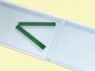 doplňky - překážka ve tvaru V