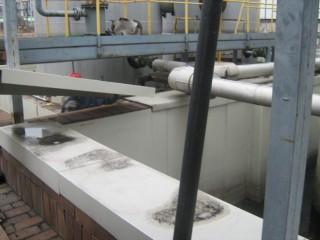 Vložkování plastem - nádrže a jímky