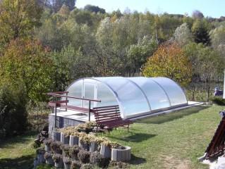 plastové zahradní bazény Renoplast